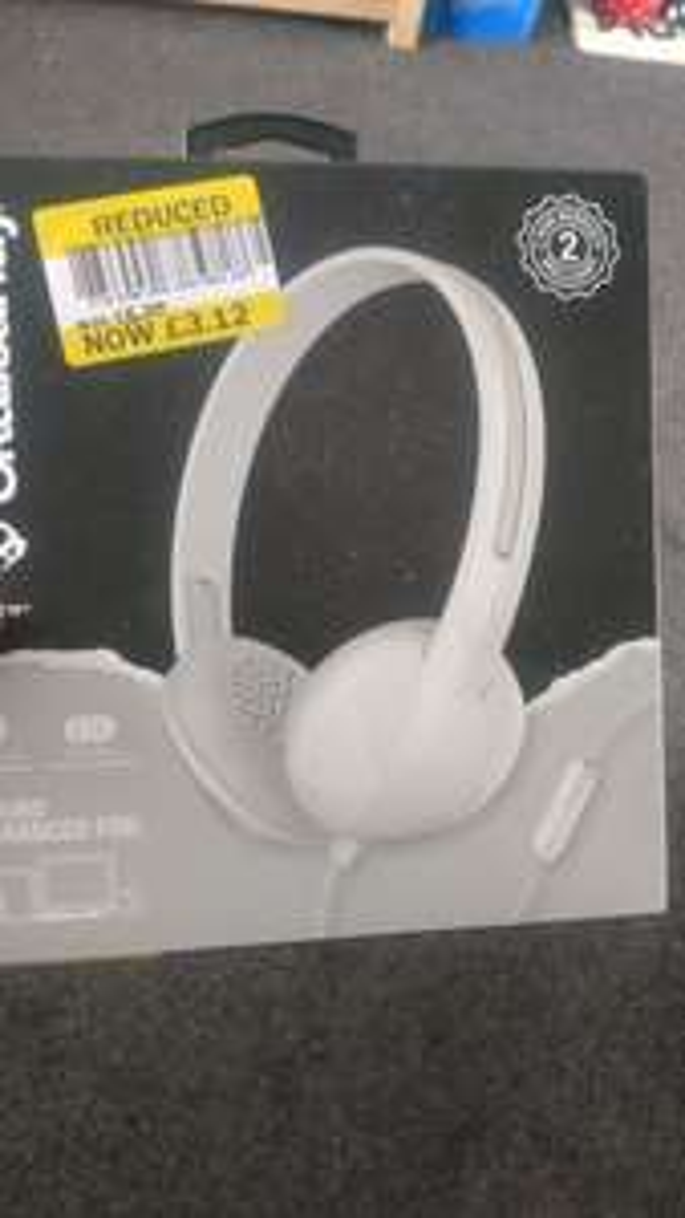 Skullcandy Stim Headphones £3.12 instore @ Tesco Brislington