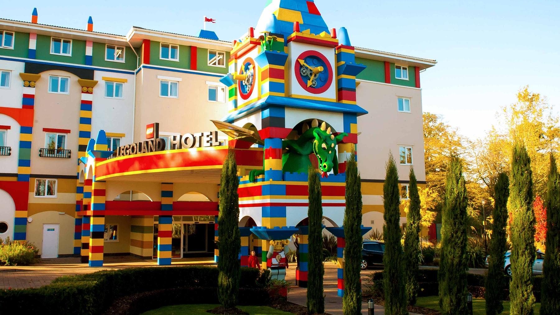 Legoland Windsor Hotel Winter Escape - bed & breakfast currently £99 for weekends in November