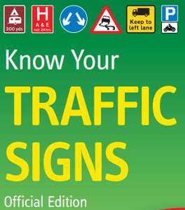 Know Your Traffic Signs free PDF