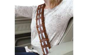 Official licensed Star Wars Chewbacca Seat Belt Cover £8 C&C @ Halfords