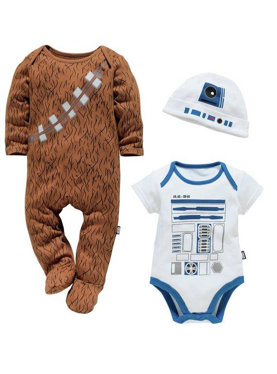 Disney Star Wars Gift Set - 12-18 Months 604/7342 £11.99 @ Argos Free C+C