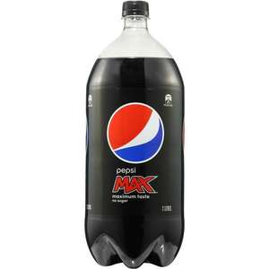 Pepsi Max 3 x 3 Litres for £5 @ Farmfoods.