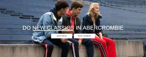 Free Delivery Abercrombie - normally £5