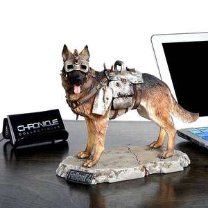 Fallout 4 Dogmeat Statue Preorder £39.99 from GAME Online
