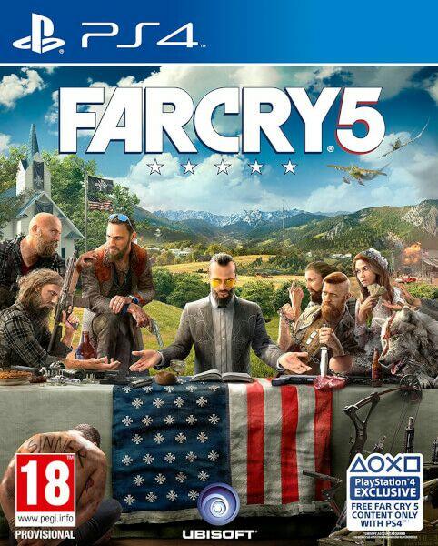 Far Cry 5 £19.97 instore @ PCWorld