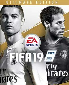 FIFA 19 Ultimate Edition + PS Plus 12 months + 2200 FUT Points Pre-Order Bundle £104.13 at PSN Store Indonesia