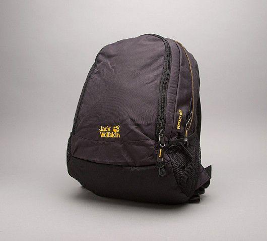 Jack Wolfskin Perfect Day Backpack black @ footasylum free c+c