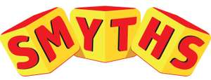 Christmas Stocking fillers from £1 @ Smyths Toys Online and instore