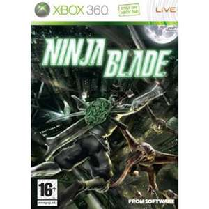 Preowned (Xbox 360) Ninja Blade £1.00 instore @ CeX (+ £1.50 if delivered)