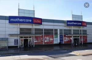 Mothercare outlet Rotherham closing