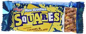 Rice Krispies Squares Chocolate Caramel Bar, 36 g, Pack of 30 amazon prime and subscribe and save.20% voucher available