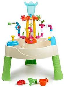 Little Tikes Fountain Factory Water Table£30... Amazon Prime