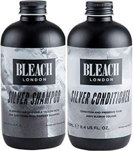 London Bleach silver shampoo and conditioner £8.99 instore @ Superdrug