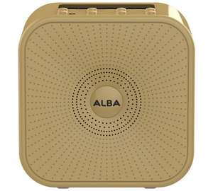 Alba Wireless DAB Radio with Bluetooth - Mustard £16.99 @ Argos