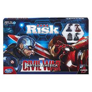 Risk Captain America Civil War £10.99 (Prime) / 15.48£ (non Prime) Sold by Mytoyfactory and Fulfilled by Amazon