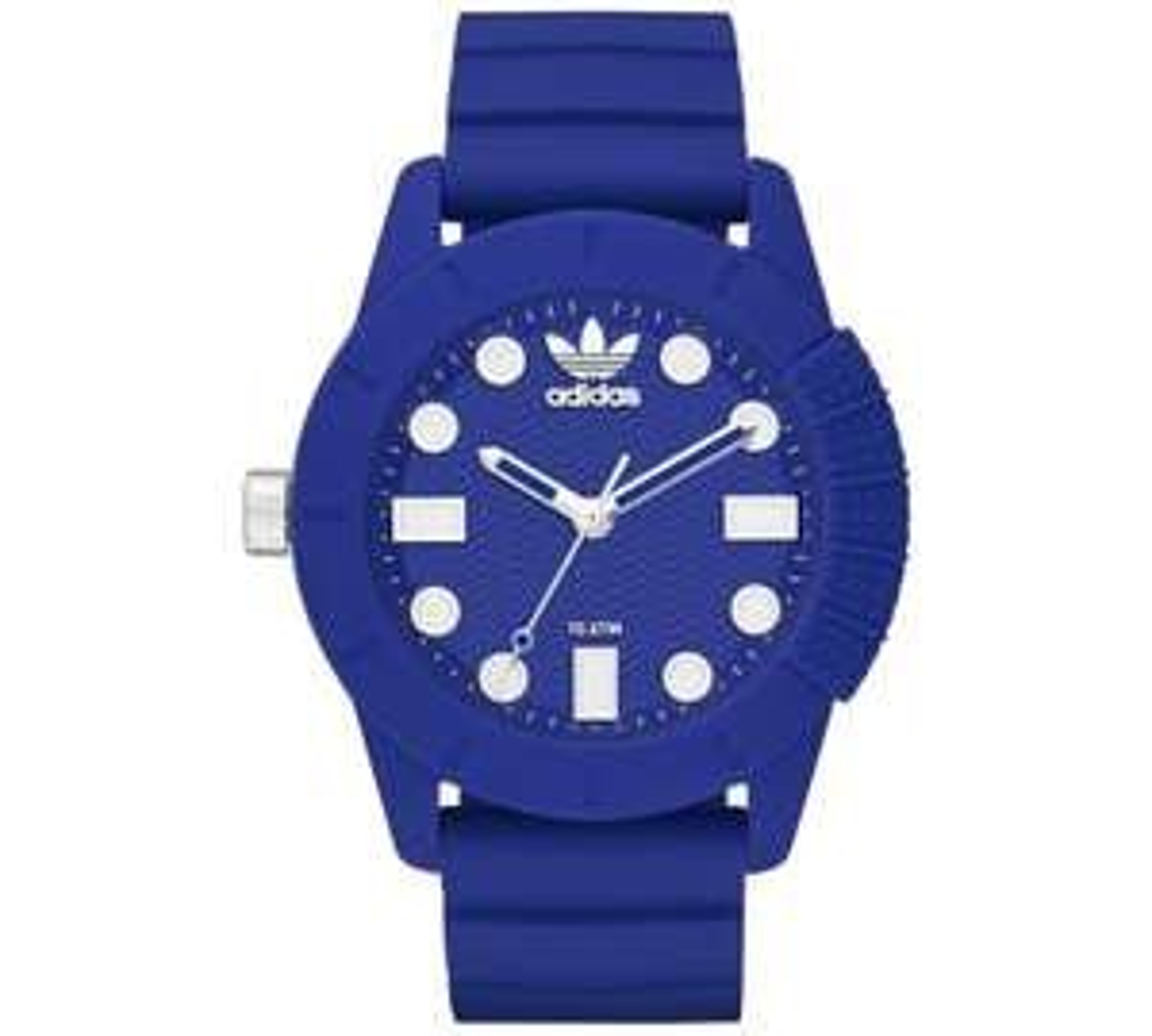 Adidas Originals ADH3103 Blue Silicone Watch £14.99 Argos