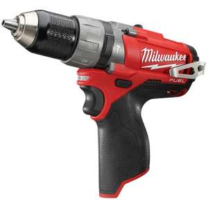 Milwaukee M12CPD 12v 44nm Brushless Combi Drill *body only* £65 Milwaukee Power Tools