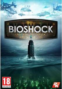 BioShock: The Collection PC. £8.99 / £8.54 with FB code @ CD KEYS