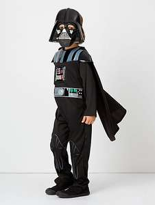 Kids Fancy Dress from £6 @ George Asda e.g Star Wars Darth Vader Or Storm Trooper Fancy Dress Costume With Sound £8