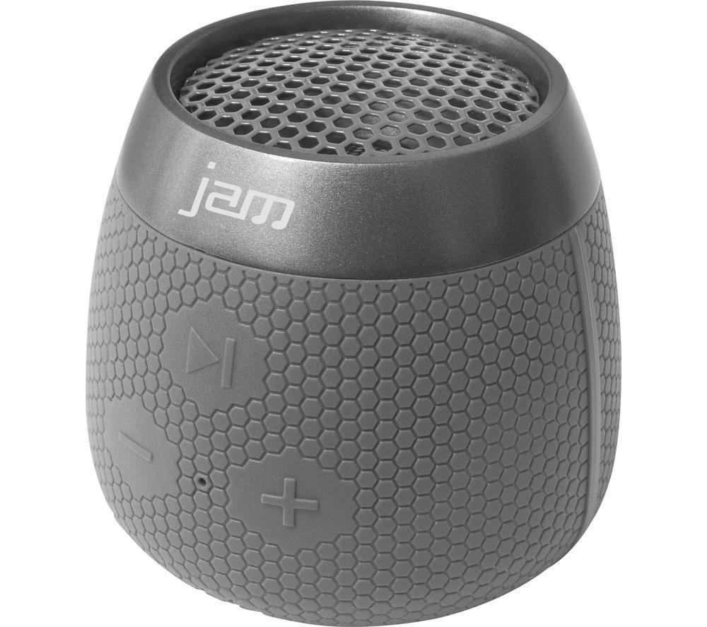 JAM Replay HX-P250GY-EU Portable Bluetooth Wireless Speaker Grey £9.99 + 3 Months free Deezer Premium @ Currys