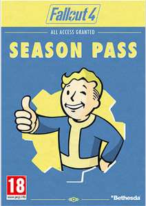 Fall out 4 season pass PC £11.99 / £11.39 with fb code at CDKeys