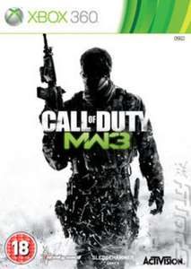 Preowned (Xbox 360/Xbox One) Call Of Duty Modern Warfare 3 ( MW3 ) £2.99 delivered @ Music Magpie (Also part of 2 for £5 promotion)