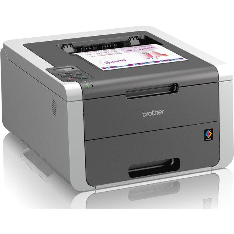 Brother HL3140CW Color Laser printer - £107.98 @ ebuyer