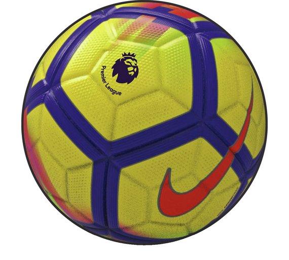 Nike Premier League Pitch Hi-Vis Football  £8.99 @ Argos