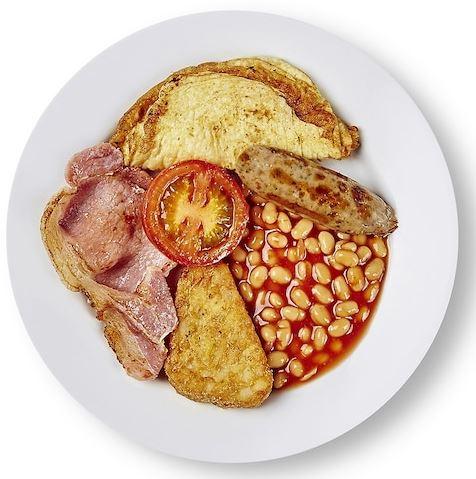 6 item breakfast £1.75 - IKEA FAMILY MEMBER + free tea/coffee