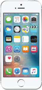iPhone SE 32Gb, 2 year contract, 4Gb, unlimited calls, £22 p/m 24 months £20 off with code £518 Mobiles.co.uk