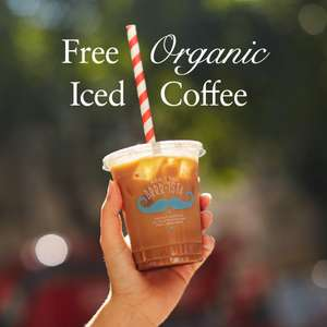 Free ice coffee given away by Pret on Friday 3pm-4pm (Selected stores)