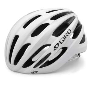 GIRO FORAY MIPS (Medium) White Cycling Helmet - £47 / Possible £42 delivered with newsletter discount code at  sigmasport