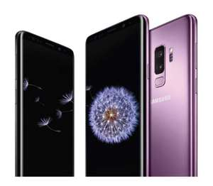 Samsung Galaxy S9 for £23 a month. £210 upfront with code 4gb data, unlimited texts and calls £762  - £210 upfront @ Mobiles.co.uk