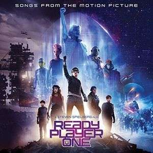 Ready Player One Soundtrack on Cd for Just 23p from Amazon!