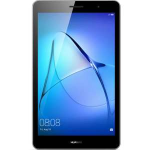 "Huawei MediaPad T3 10"" 16GB Wifi Tablet - Grey £109 + £20 AO cashback = £89 + 2 Year Warranty (more in post)  @  AO"