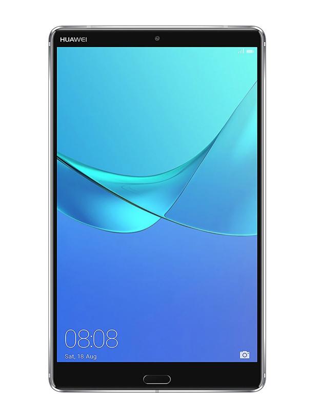 "Huawei MediaPad M5 8"" 32GB Wifi Tablet - Grey £259 / £229 once claimed cashback @ AO"