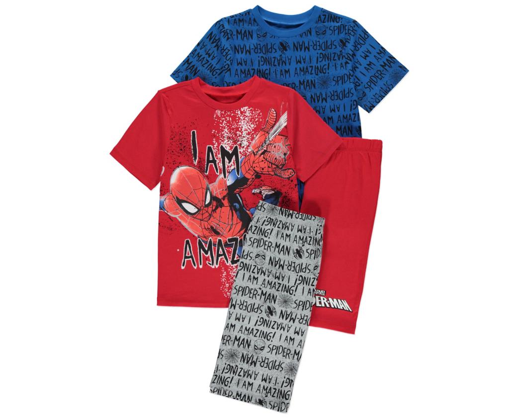 Boys / Girls Nightwear and Slipper Sets from £3 (Free C+C) @ George / ASDA