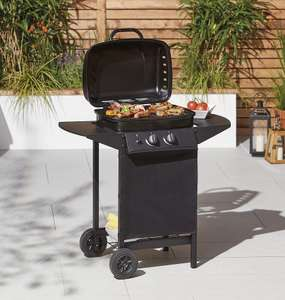 2 Burner Gas BBQ only £25 in store @tesco