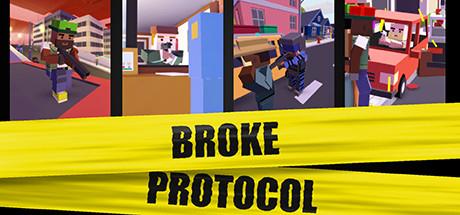[Steam] BROKE PROTOCOL: Online City RPG - Free - Steam Store
