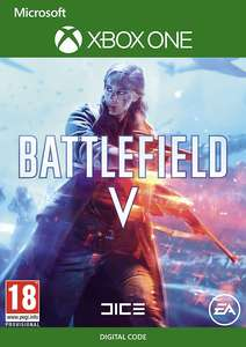 Battlefield V xbox one digital download cdkeys - £42.99