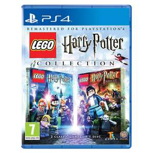 Lego Harry Potter Collection £9.99 delivered @ Monster-shop