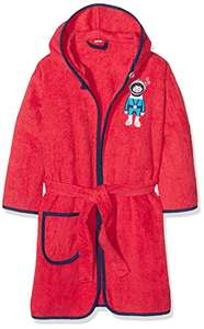 Playshoes Boy's Terry Bathrobe Diver Dressing Gown - £3.05 @ amazon (add on item)