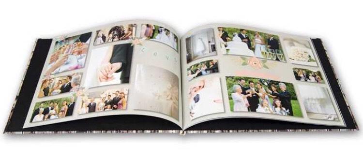 120 Page A4 Hardcover Photobook £29.50 via Travelzoo voucher