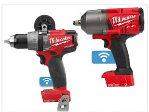 Milwaukee one-key combi & wrench kit - £499 @ Milwaukee Power Tools