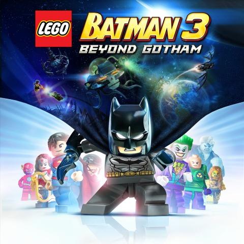 LEGO BATMAN 3: BEYOND GOTHAM PREMIUM EDITION £12.74 @PSNstore (PS Plus)