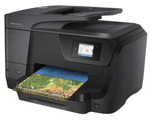 HP Officejet Pro 8710 All-in-one Wireless Printer £ 110.00 (£59.99 after cashback) +10% Discount + 3 FREE Year Warranty @ HP Store