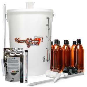 Brew your own beer/lager/cider with this starter equipment pack - £34.95 (+£3.95 del) @ Home Brew Online