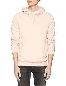 New Look Men's Hade Hoodie - Size Small - Plenty In Stock - In Beige And Dark Blue £4.15 (Add On Item) @ Dispatched from and sold by Amazon