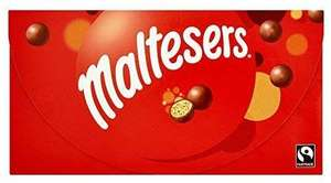 Maltesers Box 360 g (Pack of 3)£6.75 Amazon subscribe and save (£2.99 P&P)