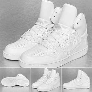 Nike Men's Son of Force Mid Trainers are only £19.50 @ Nike Factory Outlet, The Fort, Manchester!